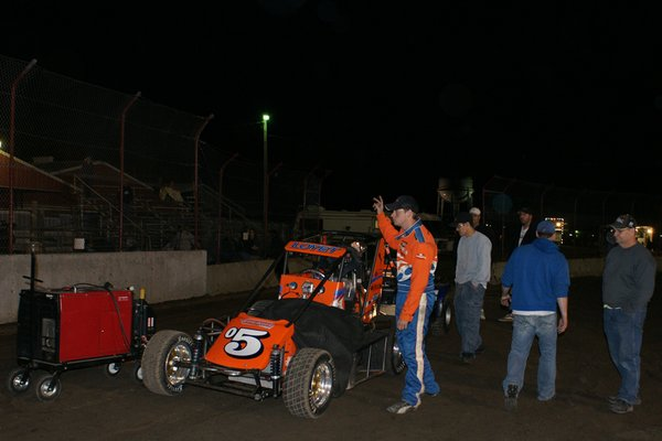 Solomon Valley Raceway - May 16, 2009