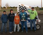 May 3 2008 Solomon Valley Raceway - Jayhusker Series Trophy Dash Winner